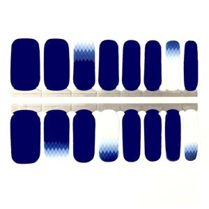 5 for $20 Nail Wrap - Blue Jeans